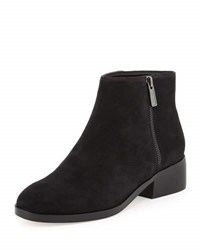 Cole Haan Southport Suede Bootie Black Sued