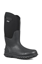 Bogs Classic Tall Waterproof Snow Boot Black