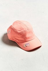 Hall Of Fame Runner 5 Panel Hat Pink
