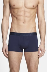 Naked 'Signature' Modal And Cotton Trunks Blue