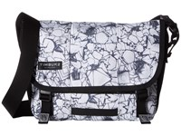 Timbuk2 Classic Messenger Print Extra Small Facet Print Messenger Bags White