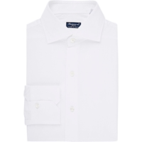 Finamore Dress Shirt White