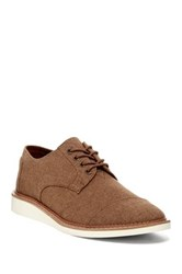 Toms Brogues Cap Toe Derby Brown