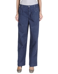 Luis Trenker Casual Pants Dark Blue