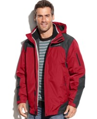 Hawke And Co. Outfitter Pro Two Tone 3 In 1 Systems Jacket