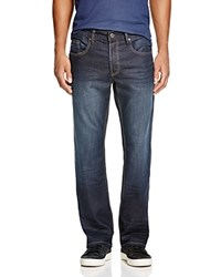 Buffalo David Bitton King X Denim Slim Bootcut Jeans In Lavage Antique Compare At 109 Indigo