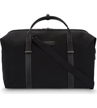 Samsonite Lite Dlx Sp Nylon Duffle Black
