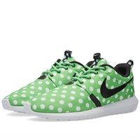 Nike Roshe Nm Qs 'Polka Dot' Green Strike Black And White