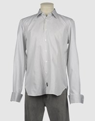 Jofre Shirts Long Sleeve Shirts Men White