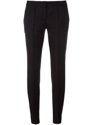 Barbara Bui Slim Tailored Trousers Black