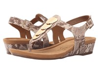 Softspots Summit Sand Viper Desert Flex Women's Sandals Brown