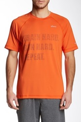 Asics Charged Tee Orange