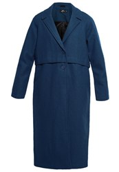 Dr. Denim Dr.Denim Debbie Classic Coat Dark Teal Petrol
