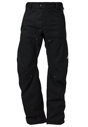 Nike Action Sports Ruskin Waterproof Trousers Black Volt