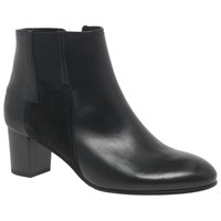 d01e3ca5629 Gabor Nuthatch Wide Fit Ankle Boots