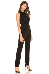Calvin Rucker I Melt With You Jumpsuit Black
