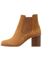 Faith Sadie Ankle Boots Tan