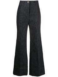 Victoria Beckham High Rise Flared Jeans 60