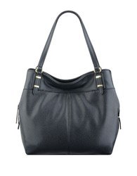 Nine West Tying Up Loose Ends Double Top Handle Handbag Black