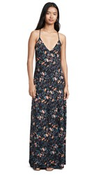 Knot Sisters Begonia Dress Summer Nights Floral