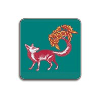 Avenida Home Puddin' Head Animaux Coaster Fox