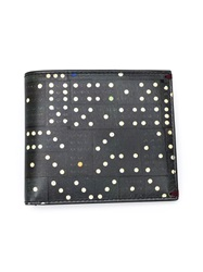 Paul Smith 'Dominoes' Billfold Wallet Black