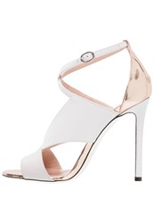 Pollini High Heeled Sandals Fantasy Nude