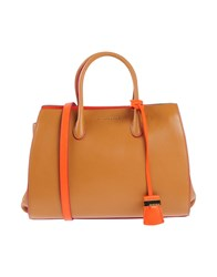 Coccinelle Handbags Brown