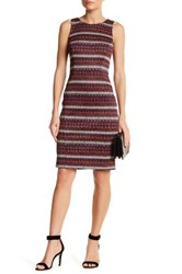 Single Dress Brady Sheath Multi