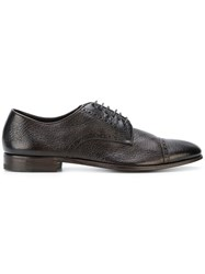 Henderson Baracco Classic Lace Up Shoes Brown