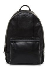 Cole Haan Pebble Leather Backpack Black