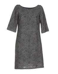 Pennyblack Short Dresses Grey