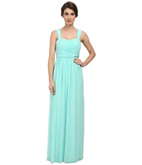 Donna Morgan Bailey Gown Spearmint Women's Dress Green