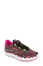 Women's Brooks 'Neuro' Running Shoe Pink Black
