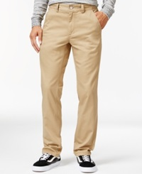 Wesc Eddy Chino Pants Light Khaki