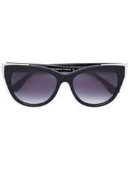 Thierry Lasry 'Epiphany' Sunglasses Black