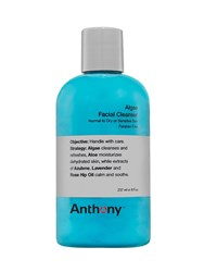 Anthony Logistics For Men Algae Facial Cleanser Transparent