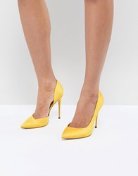 Miss Kg Alexandra Court Shoe Yellow