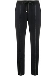 Liu Jo Embellished Track Trousers 60