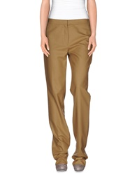 Christian Dior Dior Casual Pants Camel