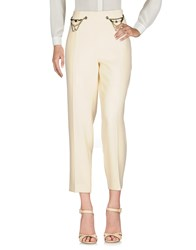 Moschino Cheap And Chic Casual Pants Beige