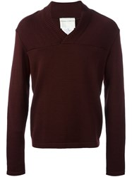 Stephan Schneider 'Forest' Jumper Red