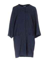 Hope Collection Coats Dark Blue