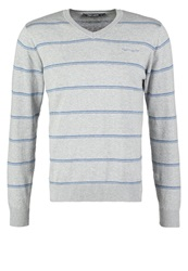 Teddy Smith Patfully Jumper Gris Chine Blue Mottled Grey