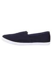 Your Turn Slipons Navy Blue