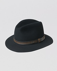 Bailey Of Hollywood Brandt Fedora Black
