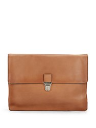Cole Haan Large Leather Portfolio Luggage