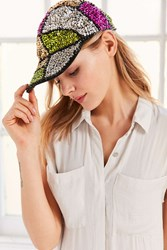 Urban Outfitters Sequin Baseball Hat Assorted