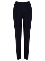 Gardeur Zene1 Stretch Slim Fit Trousers Navy