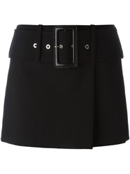 Givenchy Belted Skort Black